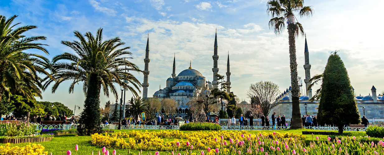 Istanbul Excursions Full Day Old City Tour