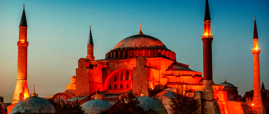 Bodrum to Istanbul Tour